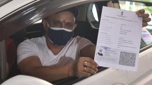 Predsjednik na Covid certifikatu - Indijac se obratio sudu jer ne želi fotografiju premijera Modija na COVID certifikatu